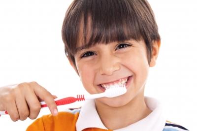 brushing up on brushing teeth