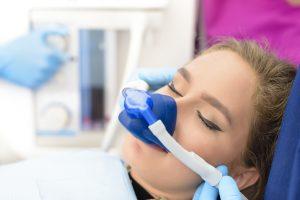 Inhalation Sedation at Clinic